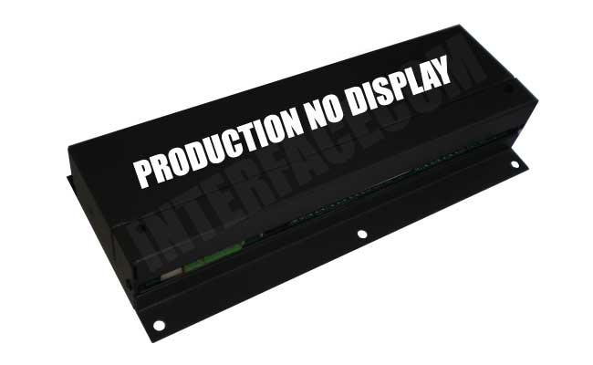 Andon Module : Production no display ใช้แทน Production Sign Board